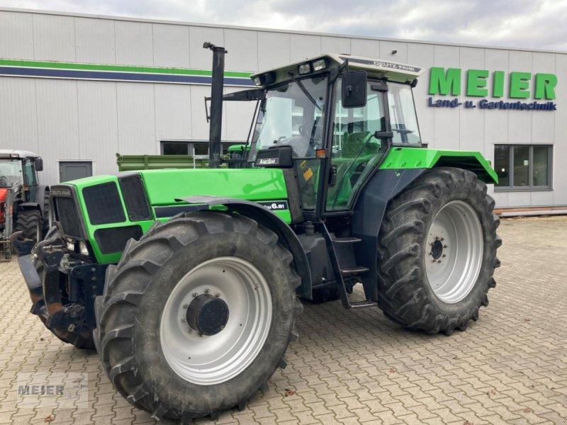 Traktor des Typs Deutz-Fahr AgroStar 6.81, Gebrauchtmaschine in Delbrück (Bild 1)