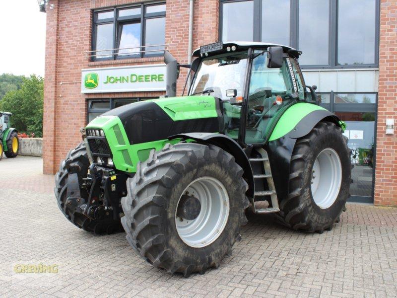 Traktor типа Deutz-Fahr Agroton 630 TTV, Gebrauchtmaschine в Ahaus (Фотография 1)