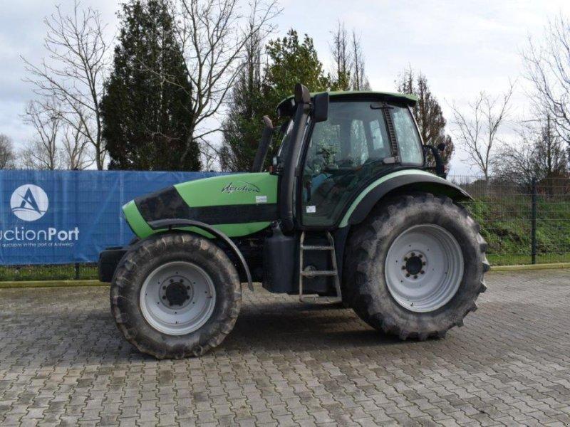 Traktor типа Deutz-Fahr Agroton, Gebrauchtmaschine в Antwerpen (Фотография 1)