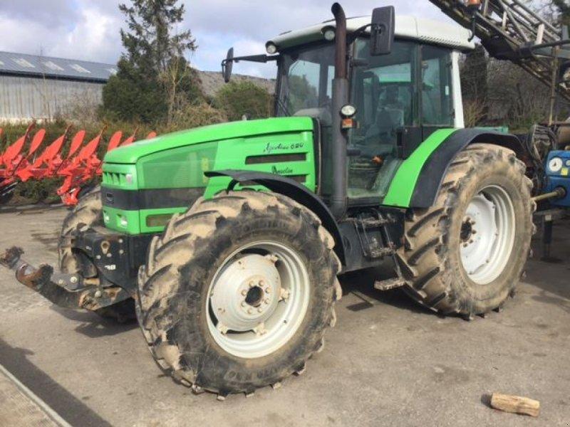 Traktor a típus Deutz-Fahr agrotrac 620, Gebrauchtmaschine ekkor: les hayons (Kép 1)