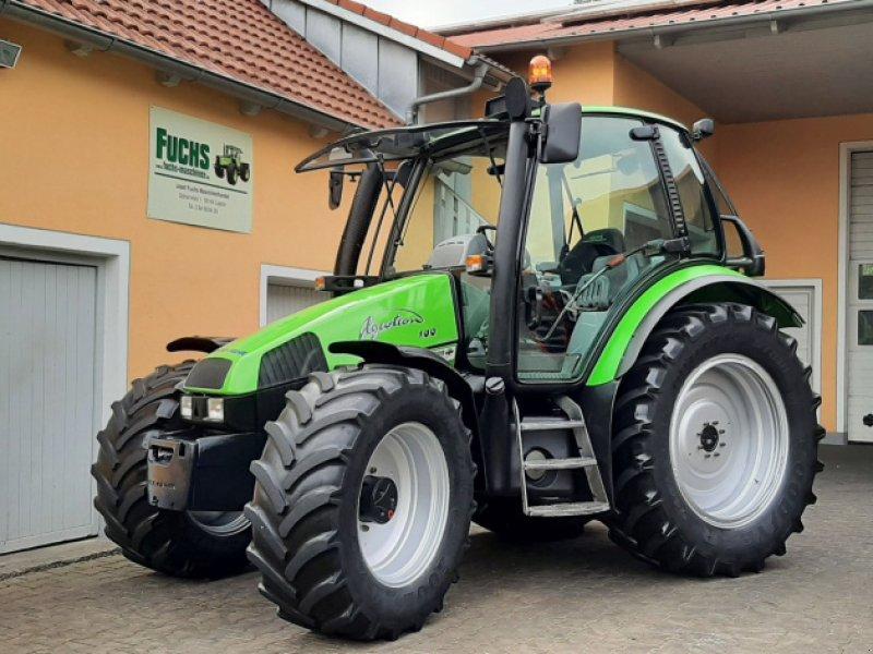 Traktor типа Deutz-Fahr Agrotron 100 MK 2, Gebrauchtmaschine в Laaber (Фотография 1)