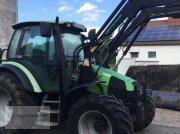 Traktor a típus Deutz-Fahr Agrotron 100 MK3 mit Frontlader, Gebrauchtmaschine ekkor: Uelsen