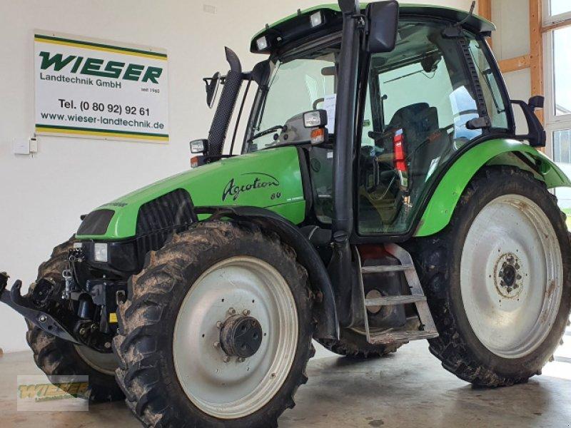 Traktor typu Deutz-Fahr Agrotron 100 TT2, Gebrauchtmaschine w Frauenneuharting (Zdjęcie 1)