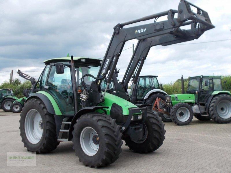 Traktor типа Deutz-Fahr AGROTRON 100.4 MK3, Gebrauchtmaschine в Leichlingen (Фотография 1)