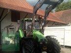 Traktor des Typs Deutz-Fahr Agrotron 105 MK 3 in Lauingen
