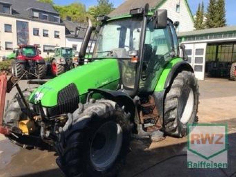 Traktor des Typs Deutz-Fahr Agrotron 105, Gebrauchtmaschine in Hermeskeil (Bild 5)