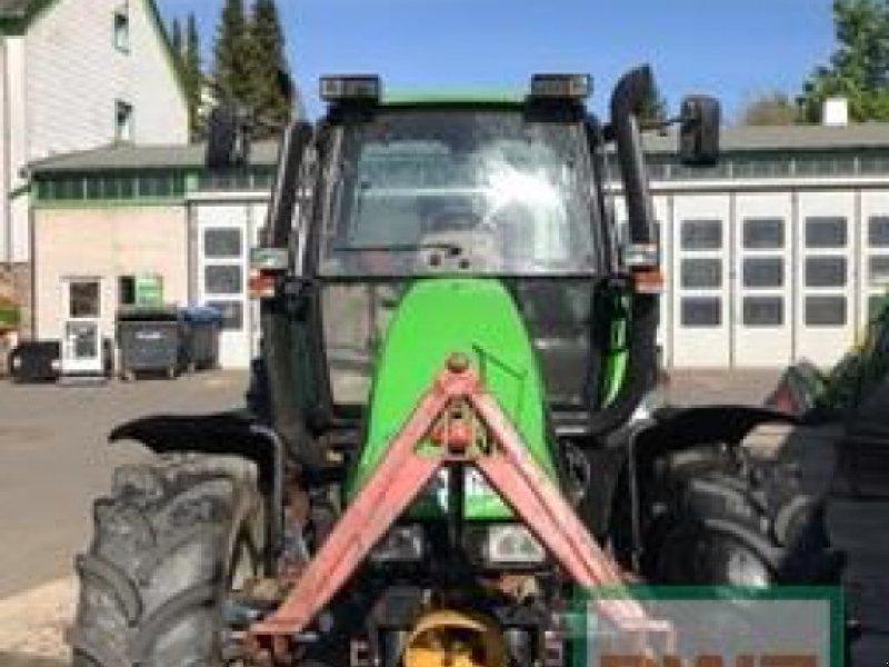 Traktor des Typs Deutz-Fahr Agrotron 105, Gebrauchtmaschine in Hermeskeil (Bild 1)