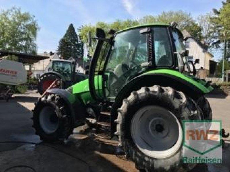 Traktor des Typs Deutz-Fahr Agrotron 105, Gebrauchtmaschine in Hermeskeil (Bild 4)