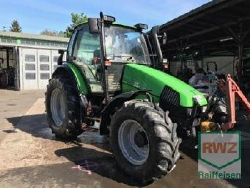 Traktor des Typs Deutz-Fahr Agrotron 105, Gebrauchtmaschine in Hermeskeil (Bild 2)