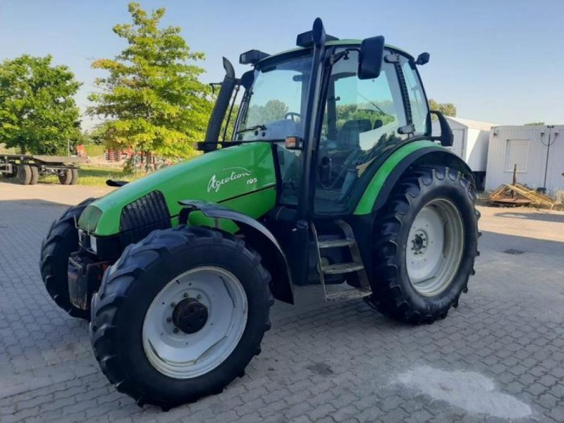 Traktor a típus Deutz-Fahr AGROTRON 105, Gebrauchtmaschine ekkor: Calbe / Saale (Kép 1)