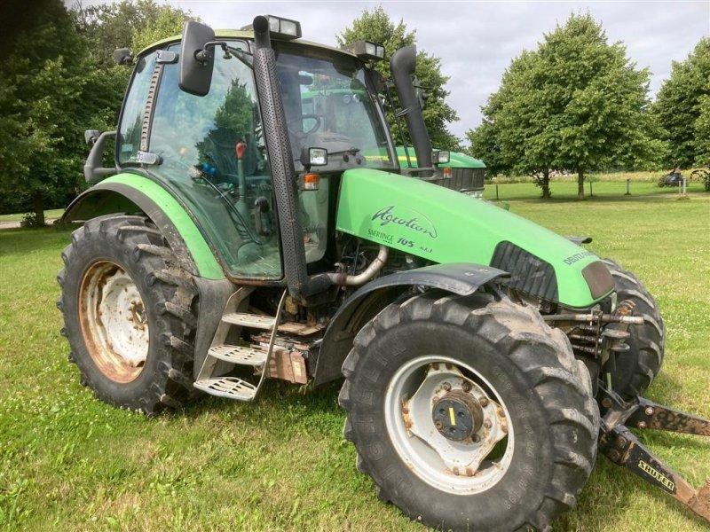 Traktor типа Deutz-Fahr Agrotron 105, Gebrauchtmaschine в Dalmose (Фотография 1)