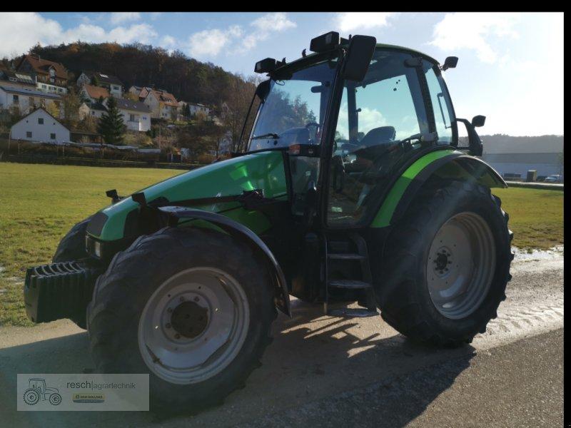 Traktor des Typs Deutz-Fahr Agrotron 105, Gebrauchtmaschine in Wellheim (Bild 1)
