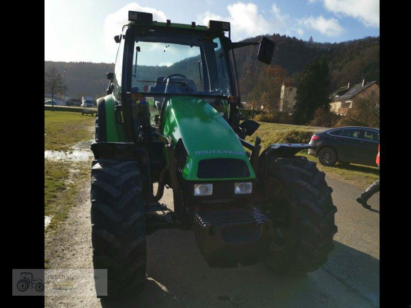 Traktor des Typs Deutz-Fahr Agrotron 105, Gebrauchtmaschine in Wellheim (Bild 2)