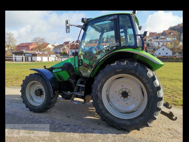 Traktor des Typs Deutz-Fahr Agrotron 105, Gebrauchtmaschine in Wellheim (Bild 3)