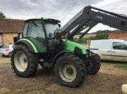 Traktor typu Deutz-Fahr Agrotron 106 MK3, Gebrauchtmaschine w CORMENON