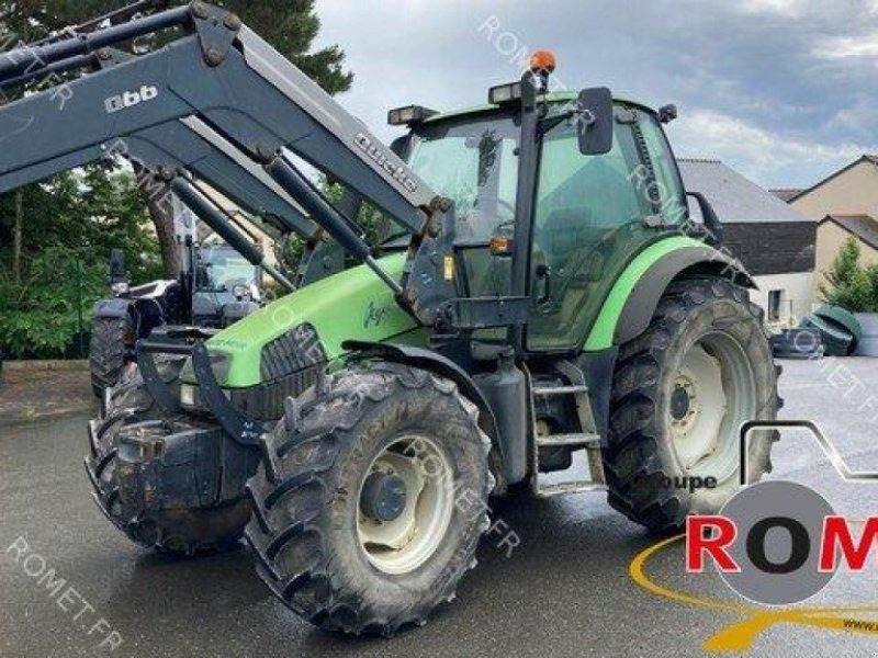 Traktor tipa Deutz-Fahr AGROTRON 106, Gebrauchtmaschine u Gennes sur glaize (Slika 1)