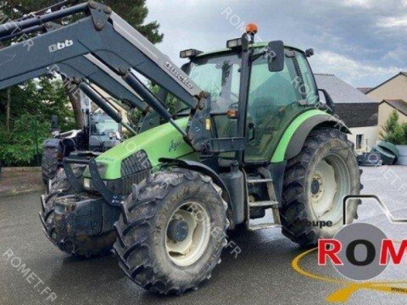 Traktor tipa Deutz-Fahr agrotron 106, Gebrauchtmaschine u GENNES-SUR-GLAIZE (Slika 1)