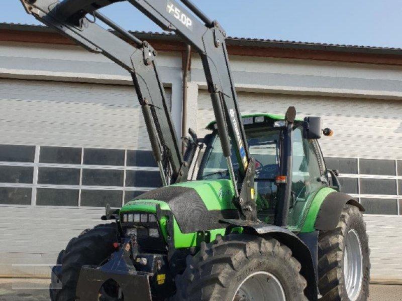 Traktor des Typs Deutz-Fahr Agrotron 1130 TTV, Gebrauchtmaschine in Kleinlangheim (Bild 1)