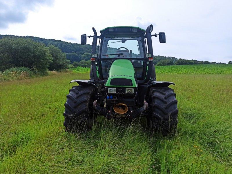 Traktor типа Deutz-Fahr Agrotron 115 MK 3, Gebrauchtmaschine в Unterweid (Фотография 1)