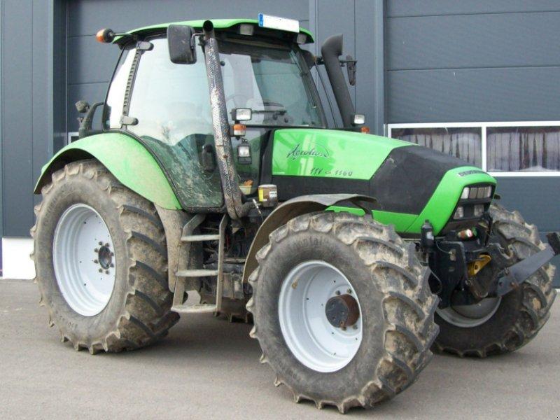 Traktor des Typs Deutz-Fahr Agrotron 1160 TTV, Gebrauchtmaschine in Oberschönegg (Bild 1)