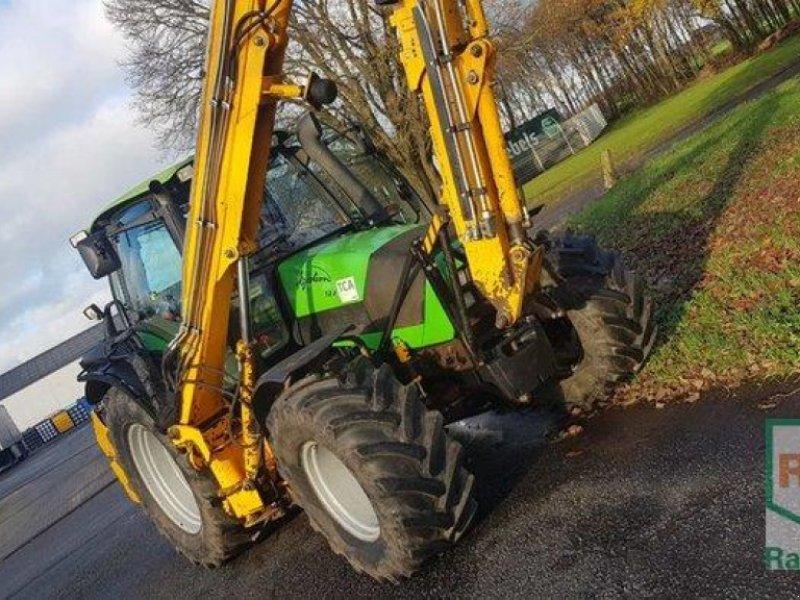 Traktor des Typs Deutz-Fahr Agrotron 120 Ausleger Herder MB512S, Gebrauchtmaschine in Kruft (Bild 2)