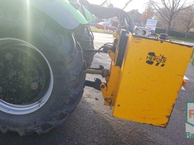 Traktor des Typs Deutz-Fahr Agrotron 120 Ausleger Herder MB512S, Gebrauchtmaschine in Kruft (Bild 8)