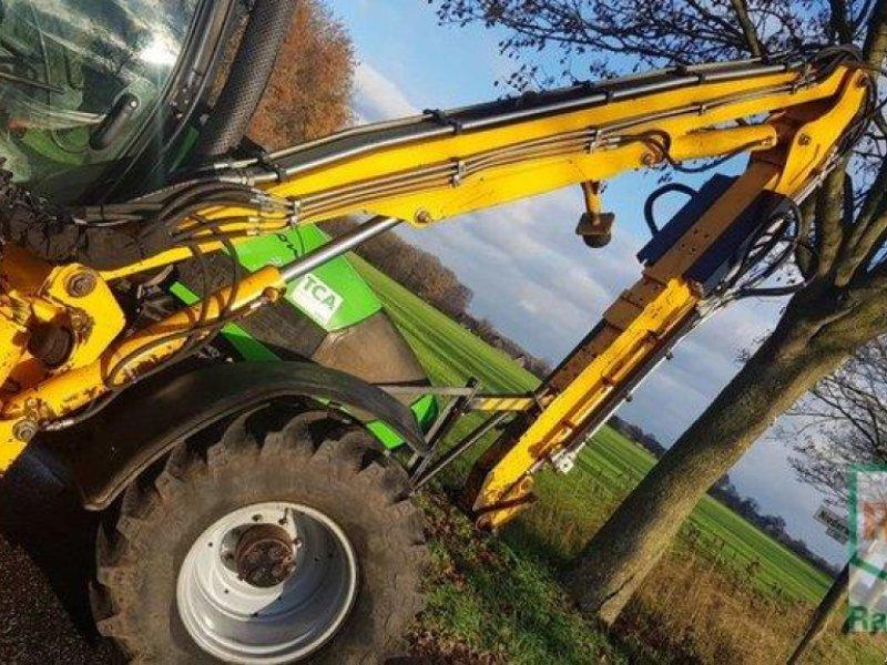Traktor des Typs Deutz-Fahr Agrotron 120 Ausleger Herder MB512S, Gebrauchtmaschine in Kruft (Bild 14)