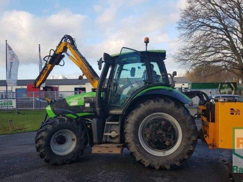 Traktor des Typs Deutz-Fahr Agrotron 120 Ausleger Herder MB512S, Gebrauchtmaschine in Kruft (Bild 4)