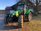 Traktor des Typs Deutz-Fahr Agrotron 120 MK 3 in Floß