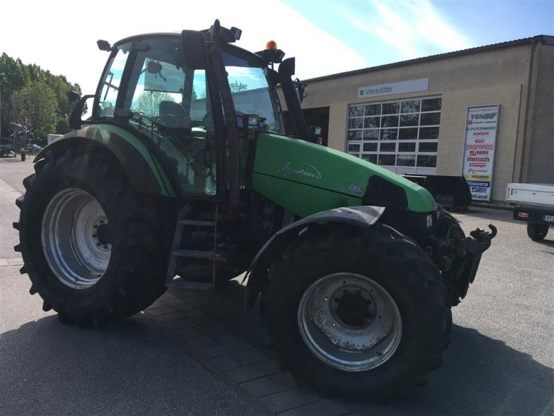 Traktor du type Deutz-Fahr Agrotron 120 MK II, Gebrauchtmaschine en Landshut (Photo 3)
