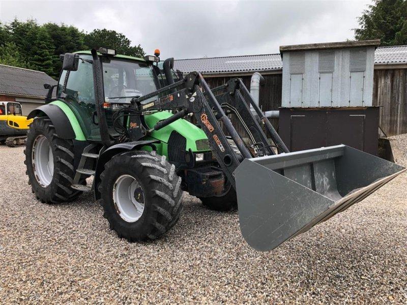 Traktor типа Deutz-Fahr Agrotron 120 MK3 Frontlæsser, Gebrauchtmaschine в Viborg (Фотография 1)