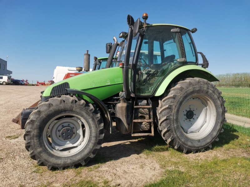 Traktor типа Deutz-Fahr AGROTRON 120, Gebrauchtmaschine в SAINT LOUP (Фотография 1)