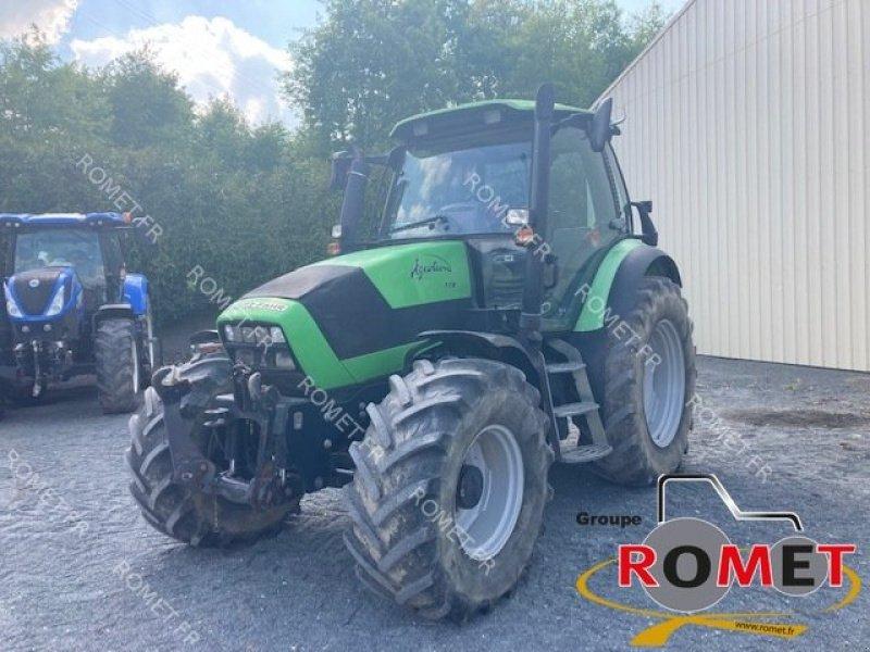 Traktor des Typs Deutz-Fahr AGROTRON 120, Gebrauchtmaschine in Gennes sur glaize (Bild 1)