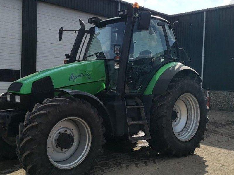 Traktor типа Deutz-Fahr Agrotron 120, Gebrauchtmaschine в Leende (Фотография 1)