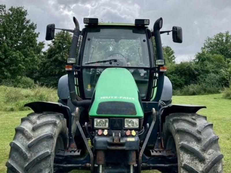 Traktor des Typs Deutz-Fahr Agrotron 120, Gebrauchtmaschine in Edemissen (Bild 3)