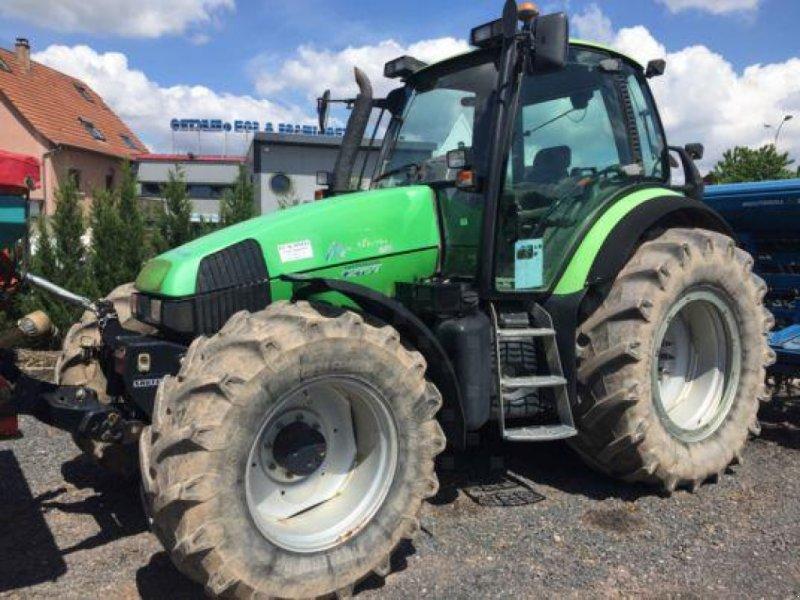 Traktor des Typs Deutz-Fahr AGROTRON 120, Gebrauchtmaschine in MARLENHEIM (Bild 1)