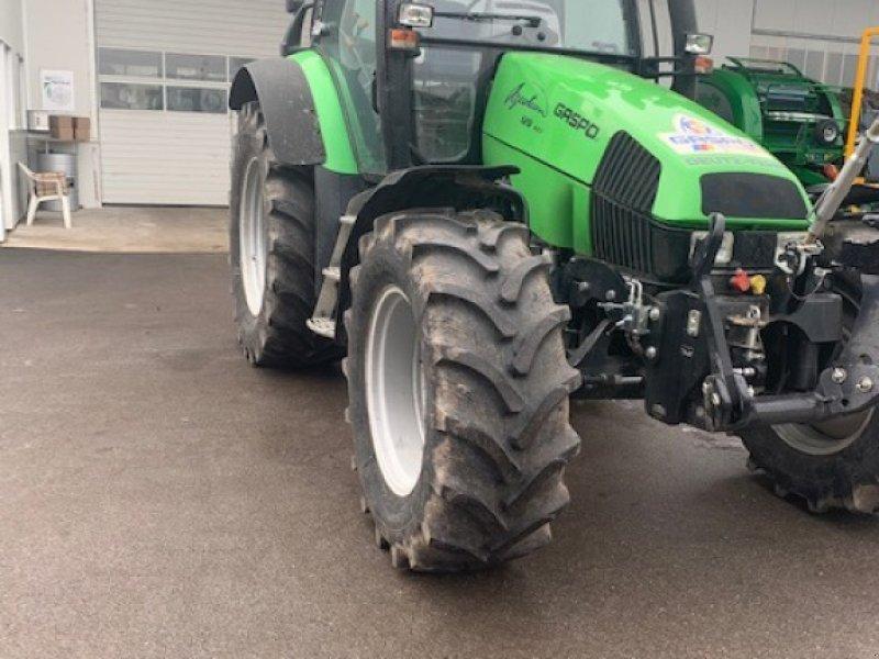 Traktor des Typs Deutz-Fahr Agrotron 120, Gebrauchtmaschine in Gschwandt (Bild 1)