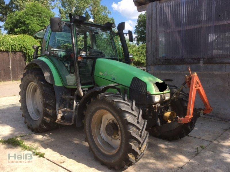 Traktor des Typs Deutz-Fahr Agrotron 120, Gebrauchtmaschine in Merkendorf (Bild 1)