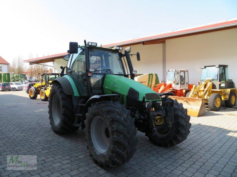 Traktor des Typs Deutz-Fahr Agrotron 120, Gebrauchtmaschine in Markt Schwaben (Bild 1)