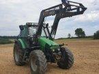 Traktor des Typs Deutz-Fahr Agrotron 120 in Bruchsal