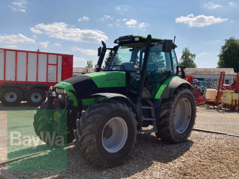 Traktor du type Deutz-Fahr Agrotron 128, Gebrauchtmaschine en Dinkelsbühl (Photo 1)