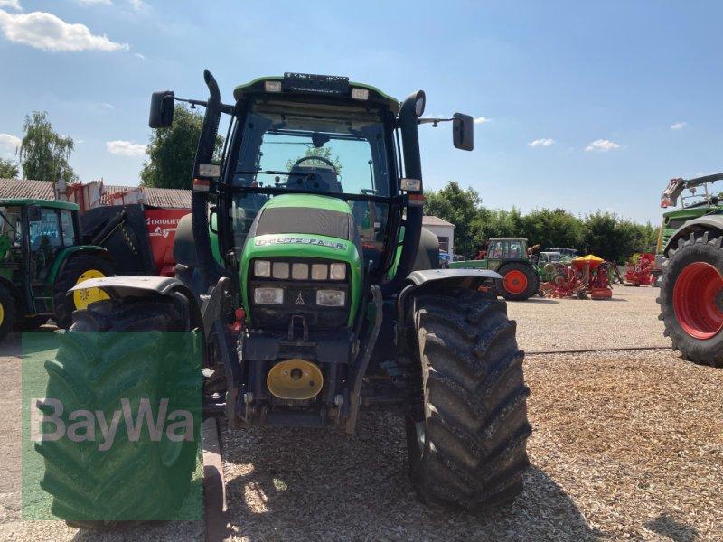 Traktor des Typs Deutz-Fahr Agrotron 128, Gebrauchtmaschine in Dinkelsbühl (Bild 2)