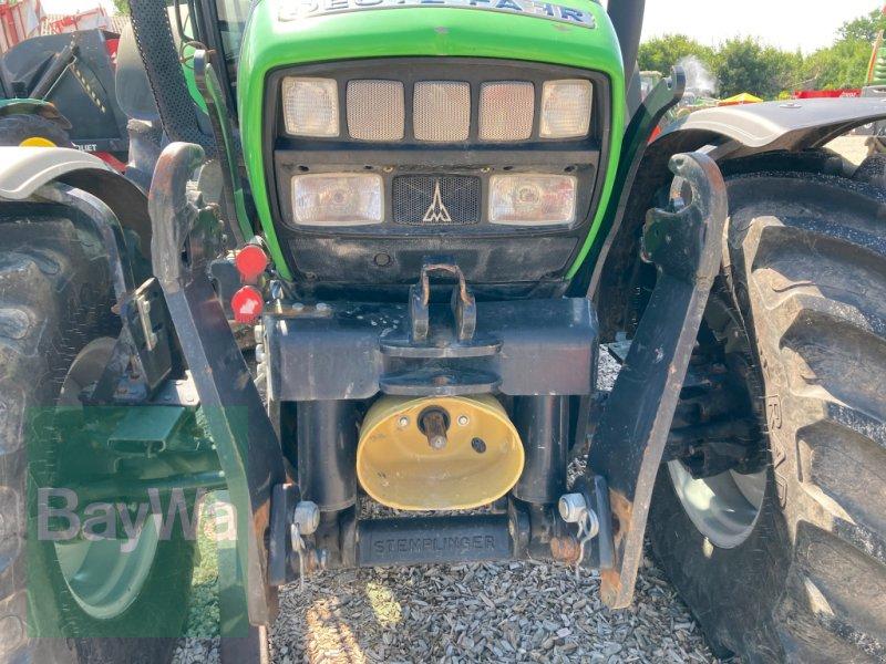 Traktor des Typs Deutz-Fahr Agrotron 128, Gebrauchtmaschine in Dinkelsbühl (Bild 3)