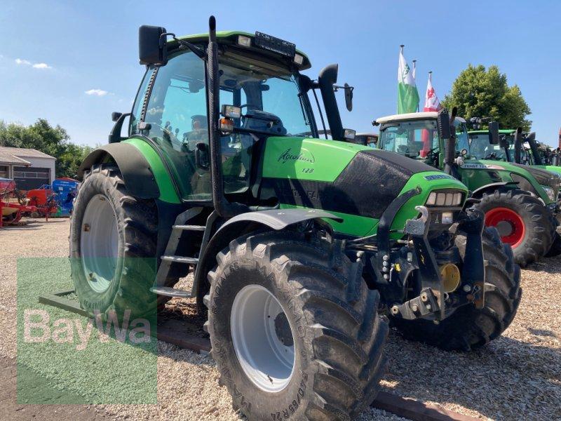 Traktor des Typs Deutz-Fahr Agrotron 128, Gebrauchtmaschine in Dinkelsbühl (Bild 4)