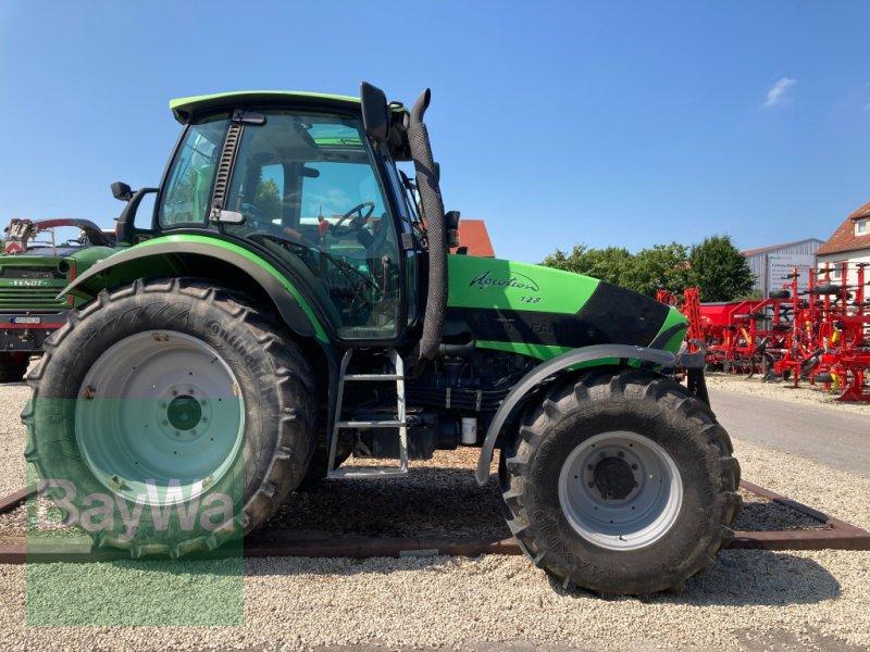 Traktor des Typs Deutz-Fahr Agrotron 128, Gebrauchtmaschine in Dinkelsbühl (Bild 5)