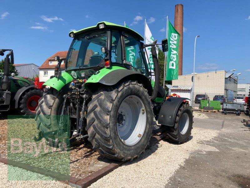 Traktor des Typs Deutz-Fahr Agrotron 128, Gebrauchtmaschine in Dinkelsbühl (Bild 6)