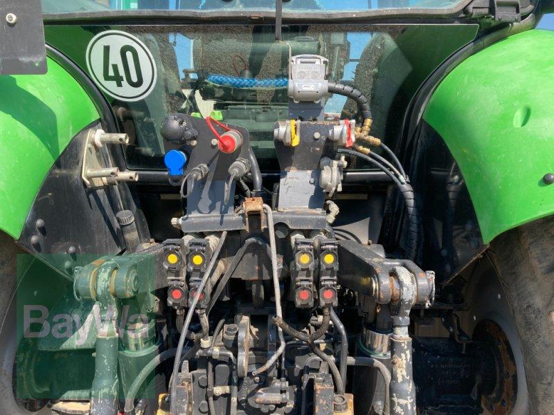 Traktor des Typs Deutz-Fahr Agrotron 128, Gebrauchtmaschine in Dinkelsbühl (Bild 8)