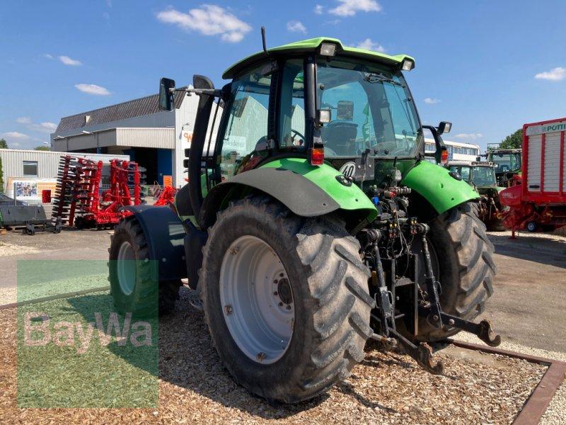 Traktor des Typs Deutz-Fahr Agrotron 128, Gebrauchtmaschine in Dinkelsbühl (Bild 9)