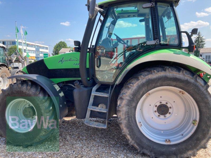 Traktor des Typs Deutz-Fahr Agrotron 128, Gebrauchtmaschine in Dinkelsbühl (Bild 10)