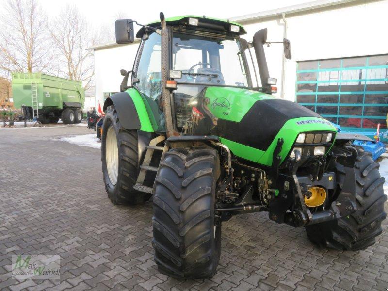 Traktor des Typs Deutz-Fahr Agrotron 128, Gebrauchtmaschine in Markt Schwaben (Bild 1)